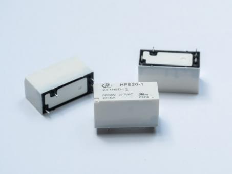 HFE20-1/12-1HD-L2 High Inrush Realais, HFE20-1/12-1HSD-L2