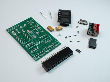 DIY Teile-Set - Selfbus TP-UART Raspberry Modul