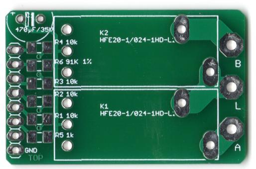 PCB Selfbus 2out 16A Unterputz - 70µm